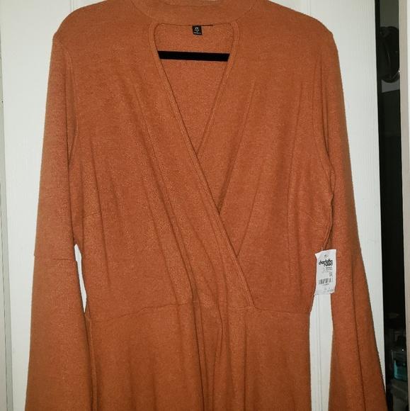 Charlotte Russe Dresses & Skirts - Charlotte Russe Plus size dress